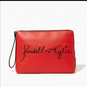 Kendall and Kylie wristlet  NWT